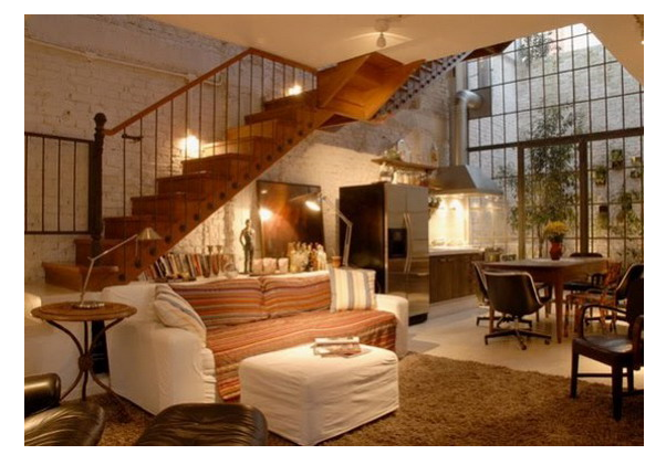 ideas decoracion salon alfombra
