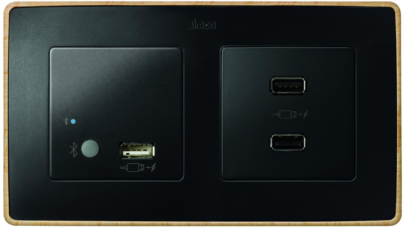 Simon Bluetooth HDMI USB
