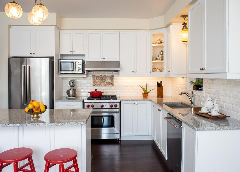 Como tapar azulejos para cambiar una cocina sin obras - Como tapar azulejos para cambiar una cocina sin obras ...