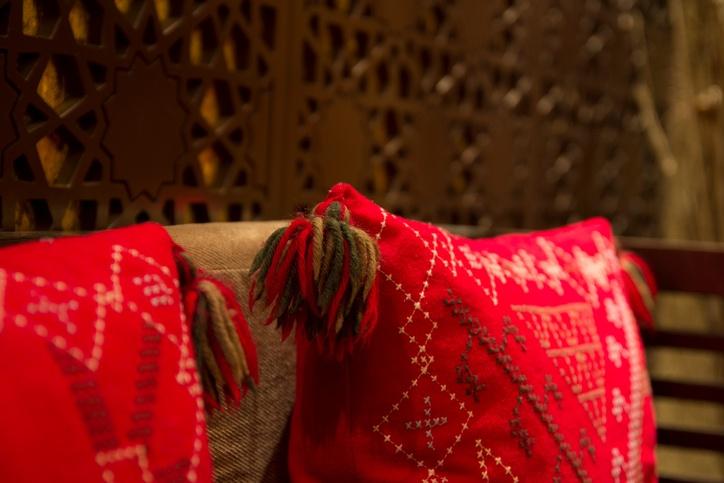 decoracion arabe