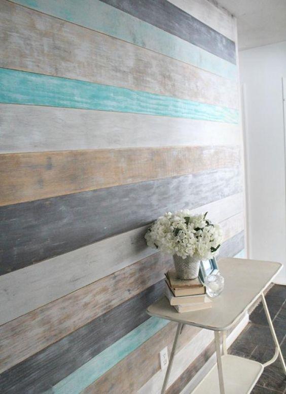 De madera para paredes interiores cool fabulous - Madera paredes interiores ...
